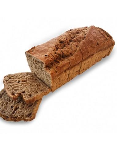 Pan de trigo sarraceno sin levadura...