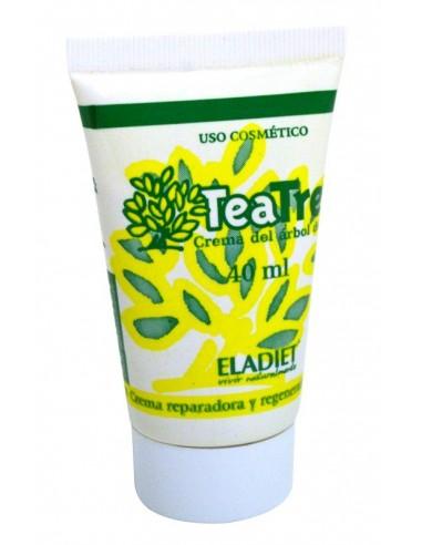 Crema de árbol del té 30ml Eladiet