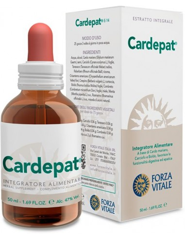 Cardepat extracto 50ml Forza Vitale