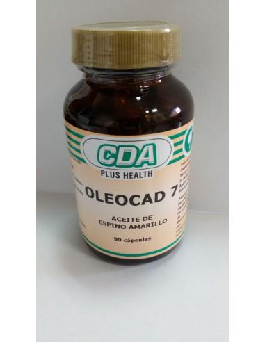Oleocad 7 90caps CDA