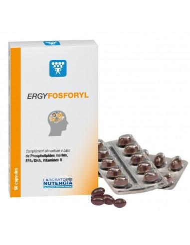 Ergyfosforyl 60 perlas Nutergia