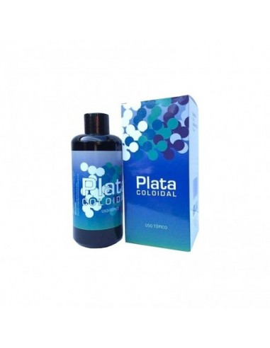 Plata coloidal 120ppm 50ml Argenol