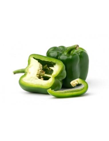 Pimiento asar verde Bio Frutería