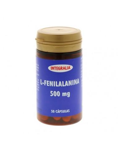 L-Fenilalanina 50caps 500mg Integralia