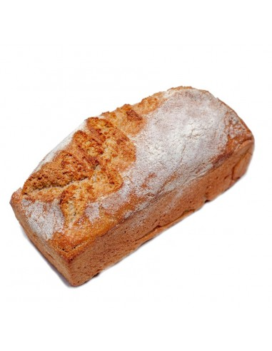 Pan de trigo sin semilla sin sal...
