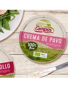 Crema de pavo Bio tarrina...