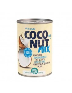Leche de coco Bio 400ml...