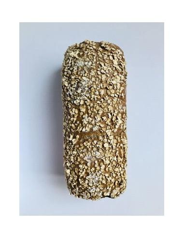 Pan integral de trigo y avena Bio...
