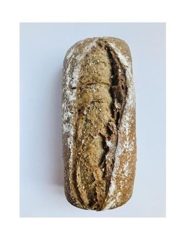 Pan integral de centeno y trigo Bio...