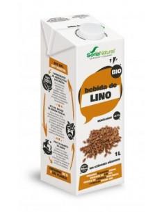 Bebida de lino Bio 1l Soria...