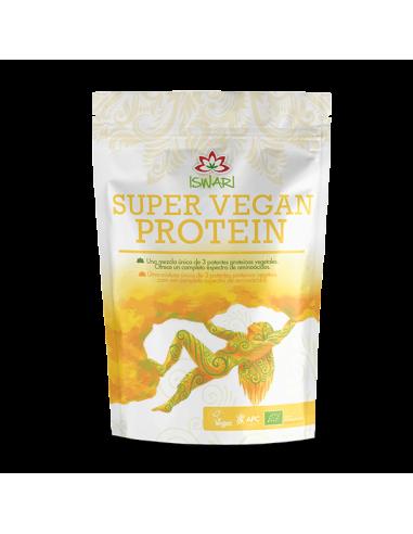 Super Vegan protein Bio 250g Iswari