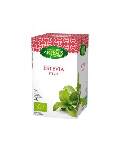 Infusión de stevia  Bio 20 filtros...