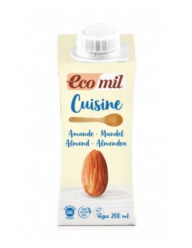 Nata de almendras cuisine Bio 200ml...