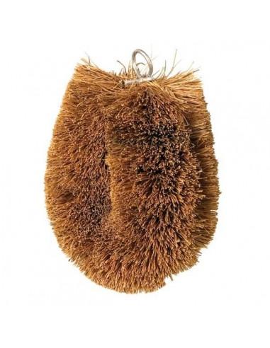 Cepillo natural de fibra de coco...