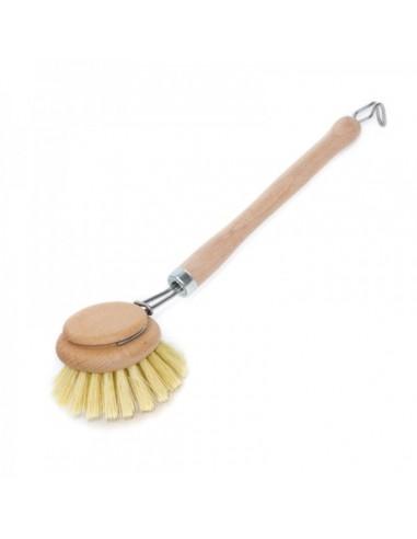 Cepillo para vajilla de madera...