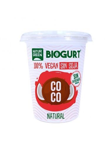 Biogurt coco nature Bio 400g Naturgreen