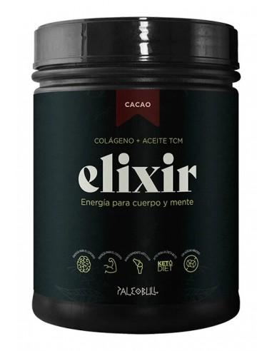 Elixir cacao colágeno + aceite TCM...