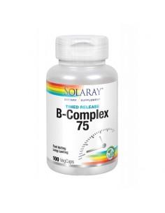B complex 75 retard 100caps...