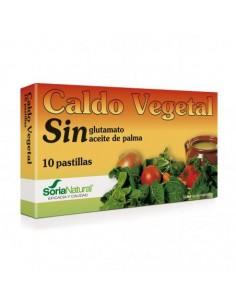 Cubitos de caldo vegetal...