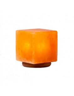 Lámpara de sal cubo 3-4kg...
