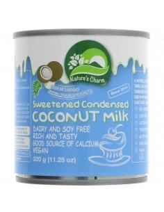 Leche de coco condensada...