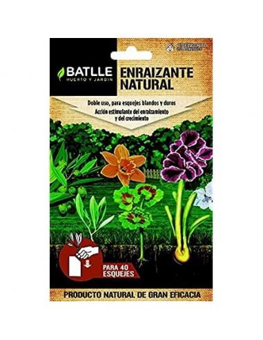 Enraizante natural sobre Bio Batlle