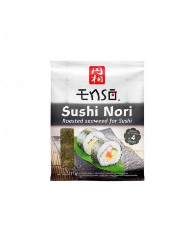 Alga Nori para sushi (4 Nori) 11g Enso