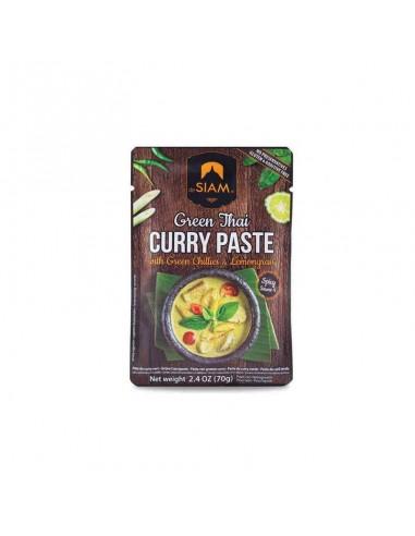 Pasta de curry verde 70g deSIAM