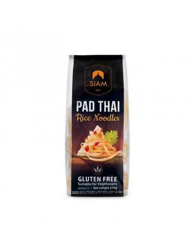 Pad Thai Noodles de arroz 270g deSIAM