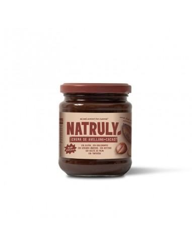 Crema de Cacao y Avellanas 43% 300g...