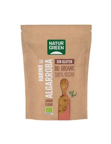 Harina de algarroba Bio 500g Naturgreen