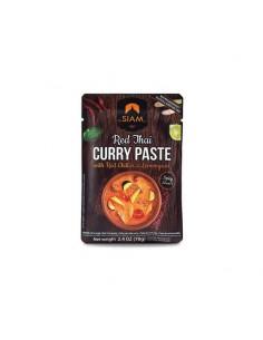 Pasta de curry rojo 70g deSIAM