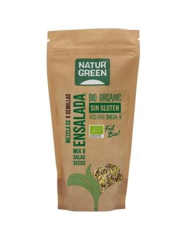 Mezcla de semillas para ensalada Bio...