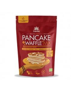 Pancake almendra, manzana y...
