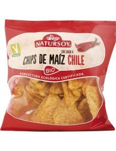 Chips de maíz chile Bio 75g...