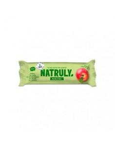 Barrita de manzana 40g Natruly