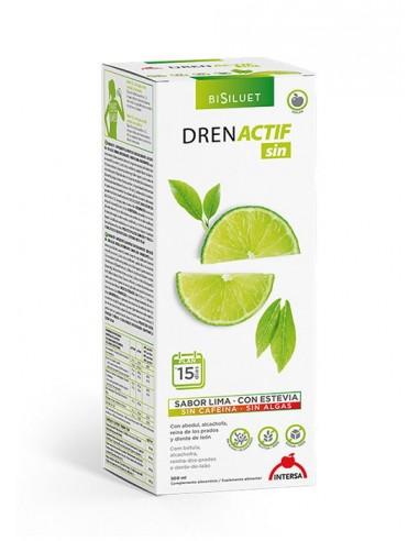 Drenactif sin cafeína 500ml Intersa