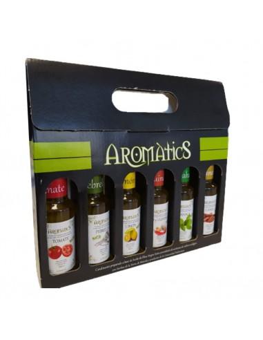 Pack de aceites aromáticos Bio...