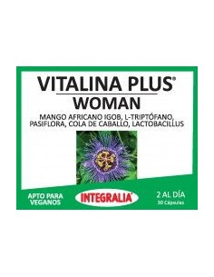 Vitalina Plus woman 30caps...