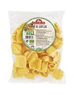 Chips de lentejas Bio 65g...