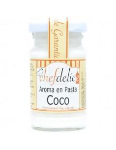 Aroma de coco pasta...