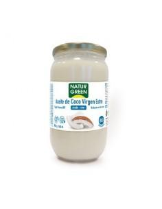 Aceite de coco Bio 800g...
