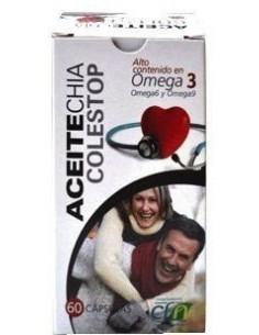 Aceite Chia 60 perlas CFN