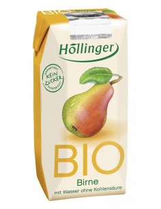 Zumo de pera sin azúcar Bio...