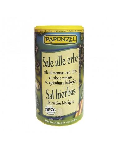 Sal de hierbas Bio 125g Rapunzel