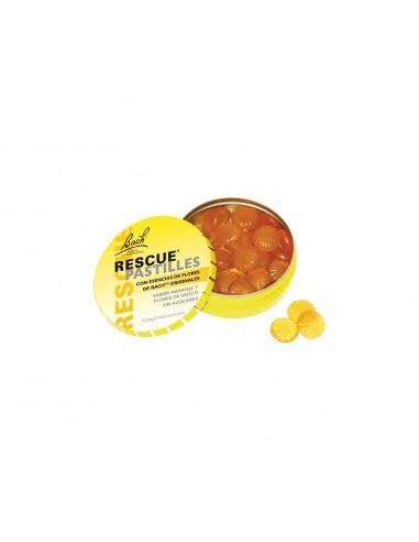 Rescue pastillas de naranja y sauco...