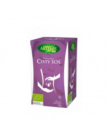 Cisty SOS mujer Bio 20 filtros Artemis