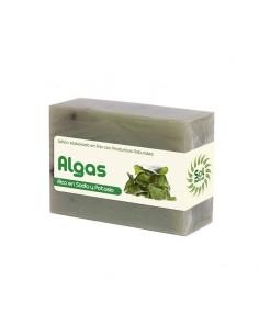 Jabón de algas 100g Sol...