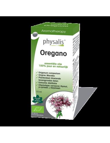 Aceite esencial de orégano Bio 10ml...