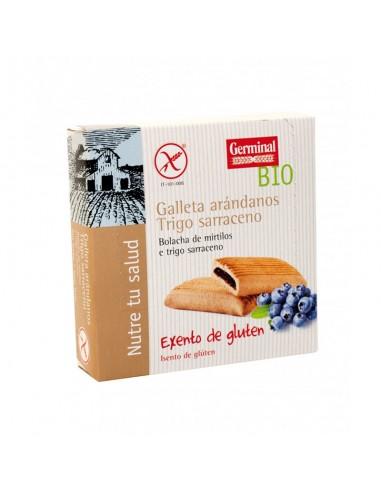 Galletas de trigo sarraceno y...